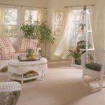 carpet in open living room