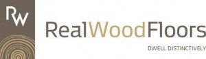 Real Wood Floors logo
